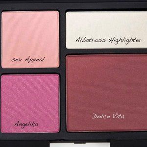 NARS Makeup - Nars Spendor in the Grass Palette